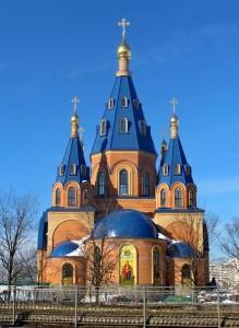 Церковь Рождества Богородицы в Чертаново